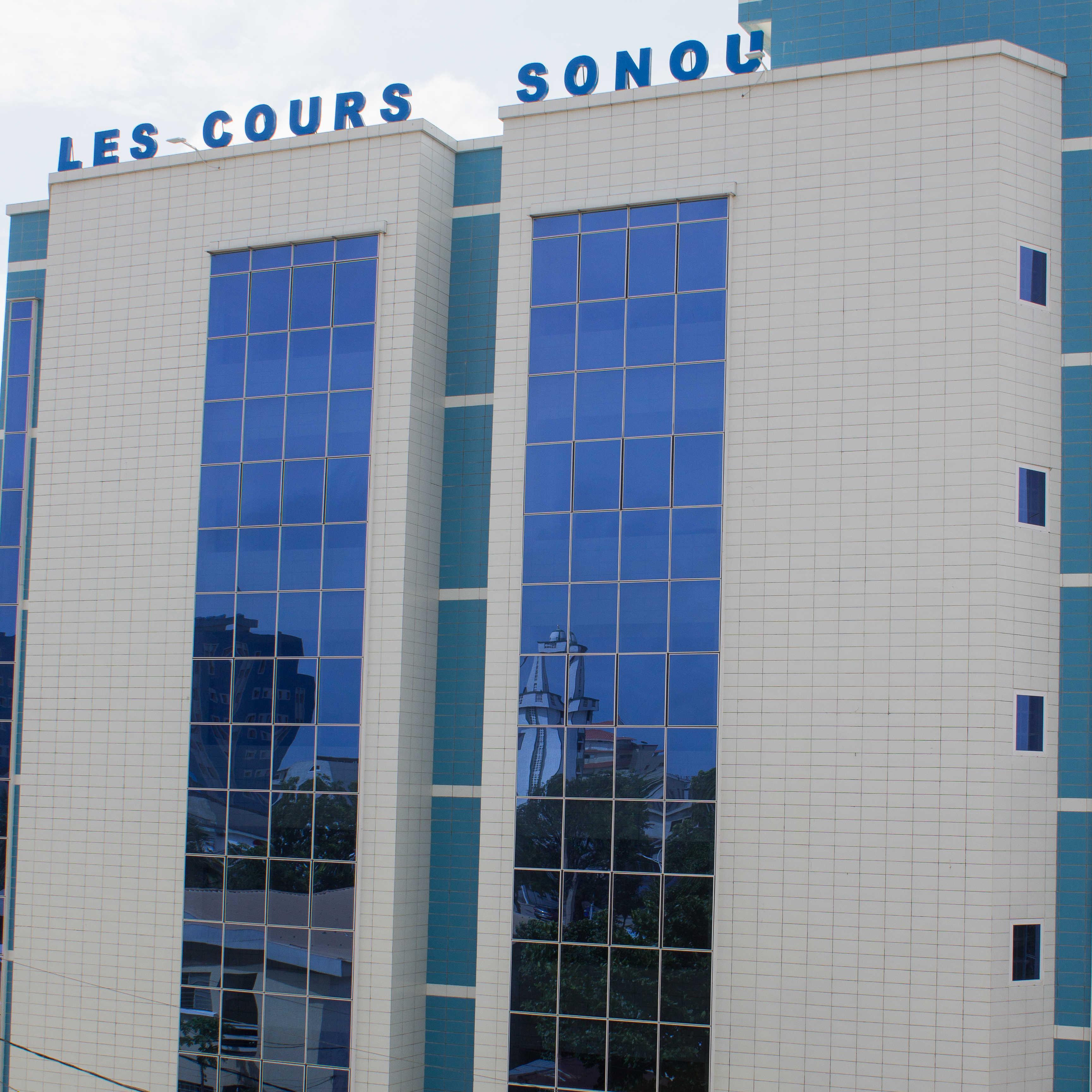 LES COURS SONOU - CABOMA